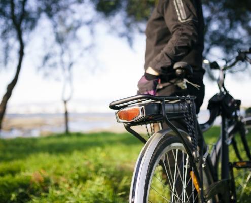 Tips om diefstal van je elektrische fiets te voorkomen